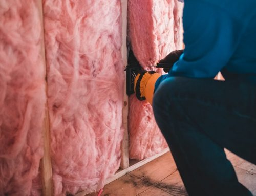 What is thermal conductivity of different insulating materials